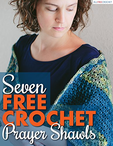 Prayer Shawl Crochet Pattern - 7 Free Crochet Prayer Shawls