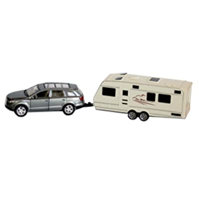 Prime Products 27-0026 SUV and Trailer Toy: Automotive