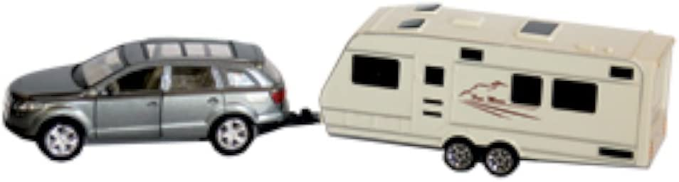 Prime Products 27-0026 SUV and Trailer Toy