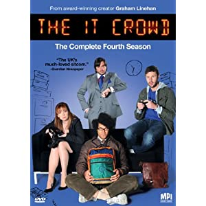 It Crowd: Complete Fourth Season movie