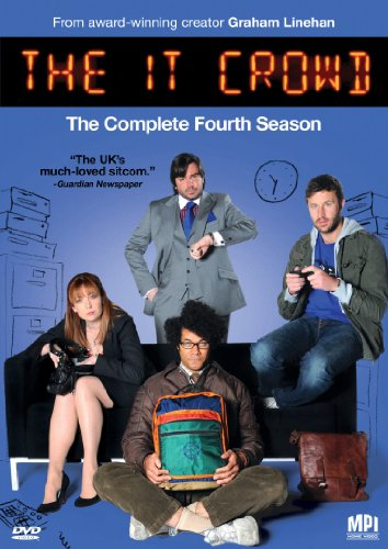 The IT Crowd: Complete Fourth Season ()