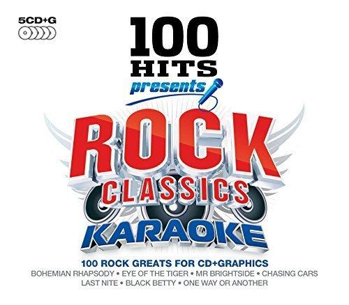 100 Hits Presents: Rock Classics Karaoke by Various Artists (2014-05-04)