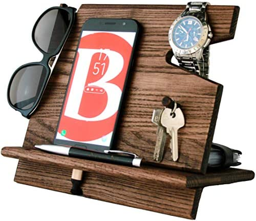 Nightstand Charging Watches Organizer Universal product image