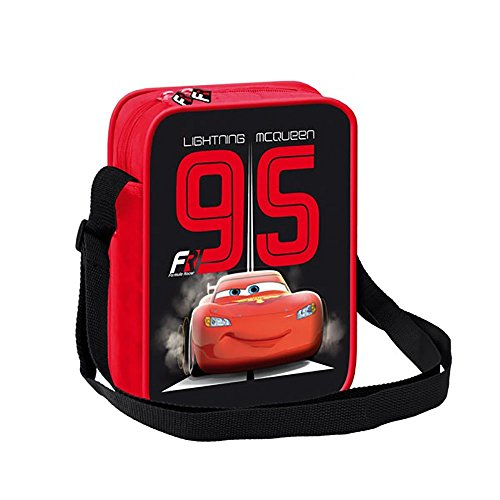Mcqueen 3d Costume (Disney Cars Mcqueen Kids Lunch Bag Shoulder)