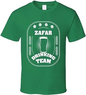 Shambles Tees Zafar Drinking Team St Patrick S Day Last
