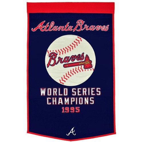 - MLB Atlanta Braves  Dynasty Banner