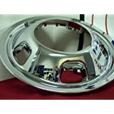 "Dodge 3500 Dually 17"" Plastic Front Wheel Simulator Hubcap Liner"
