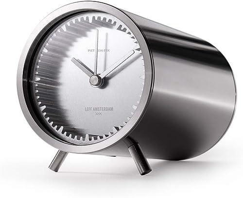 piet Hein eek Tube Clock Brass