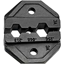Klein Tools VDV211-038 Die Set for VDV200-010 Hex Crimp RG6/58/59/62 Coaxial Cable Replacement Ratcheting Crimping Frame