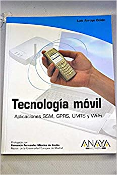 Book Tecnologia Movil/ Mobile Technology (Titulos Especiales / Special Titles)