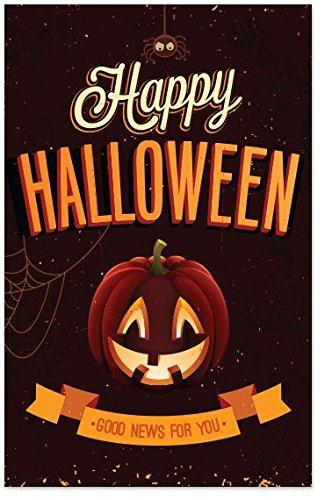 Happy Halloween (Packet of 100, KJV)