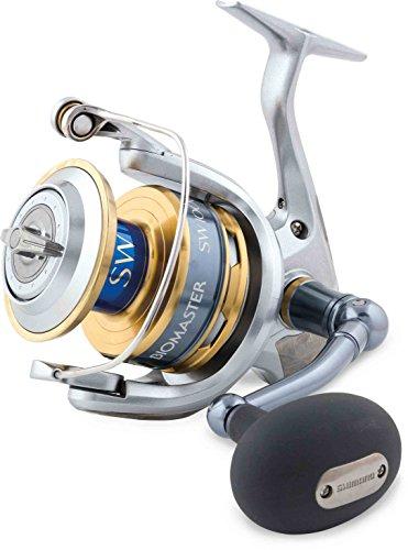 Shimano Biomaster 4000 SWA XG Saltwater Spinning Fishing Reel, BIO4000SWAXG
