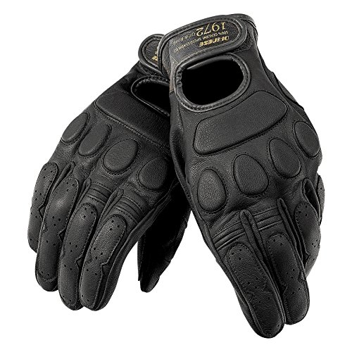 Dainese BlackJack Leather Gloves Black LG for sale  Delivered anywhere in Canada