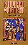 Philippe-Auguste par Baldwin