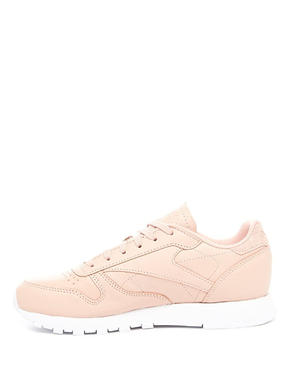 c91a8e2e3cdbf Reebok Classic Leather NT BD1181 Womens Pink Shoes Size  3.5 UK   Amazon.co.uk  Shoes   Bags