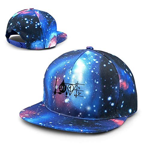 HEXYMHH Baseball Cap, 1934 Starry Sky Cap Canvas Trucker Hat for Ourdoor - Baseball 1934