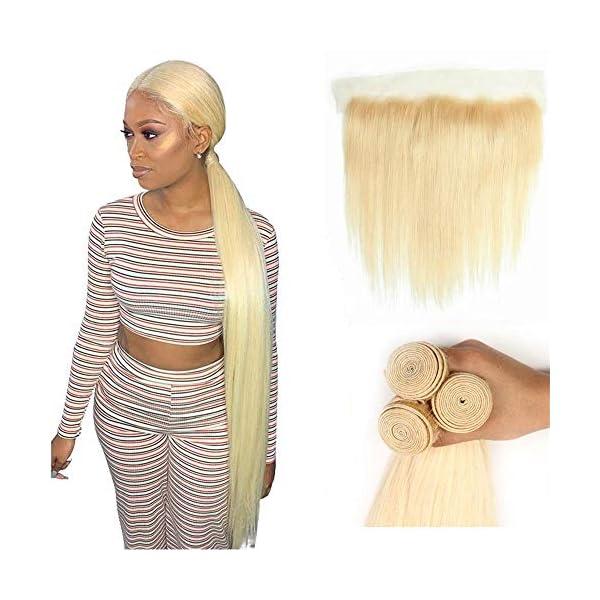 Blonde Brazilian Virgin Hair