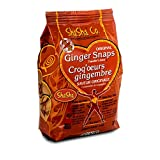 Shasha Co Original Ginger Snap Cookie Bags, 300 grams