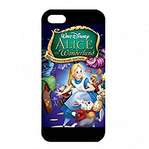 Custom Protective funda de/funda Apple iPhone SE Of Alice In Wonderland,Alice In Wonderland Cover funda de/funda For Apple iPhone SE,Customised Durable Apple iPhone SE funda de/funda