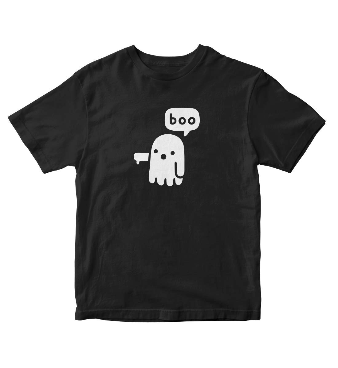 Tjsports Boo Ghost Of Disapproval T Shirt M93