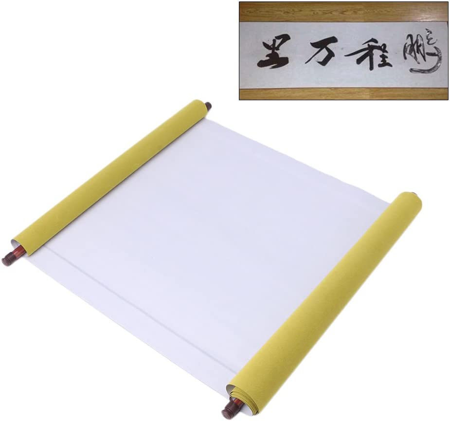 Tinaa Tissu Eau Magique R/éutilisable Calligraphie Chinoise Ecriture Magic Chiffon