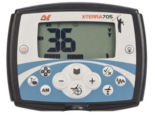 MINELAB X-TERRA 705 - Detector de metal: Amazon.es: Industria, empresas y ciencia