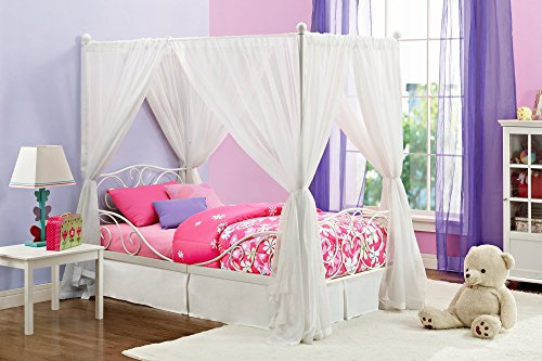 Review DHP Canopy Bed with