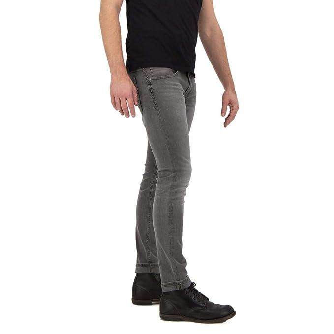 Kuyichi Herren Jeans Kale Skinny Bio Baumwolle, Rebel Grey