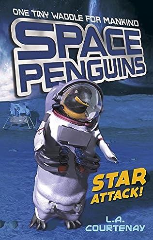 book cover of Star Attack!