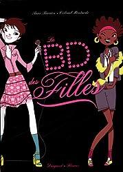 La BD des filles, Tomes 1 à 4 :