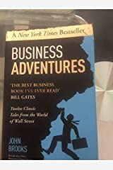 Business Adventures by John Brooks(2014-09-23) Paperback