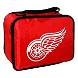 Concept One Accessories NHL Detroit Red Wings Lunchbreak Lunchbox