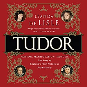 Tudor Audiobook