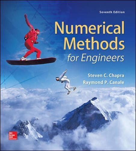 007339792X - Numerical Methods for Engineers