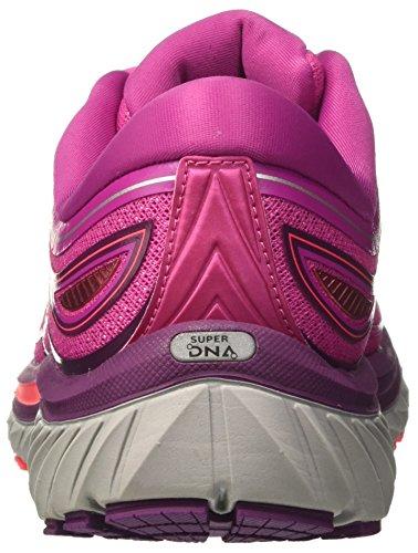 Brooks Pinkpurplesilver Pink 15 Damen Gymnastikschuhe 1b608 Glycerin vUv6Pwq0