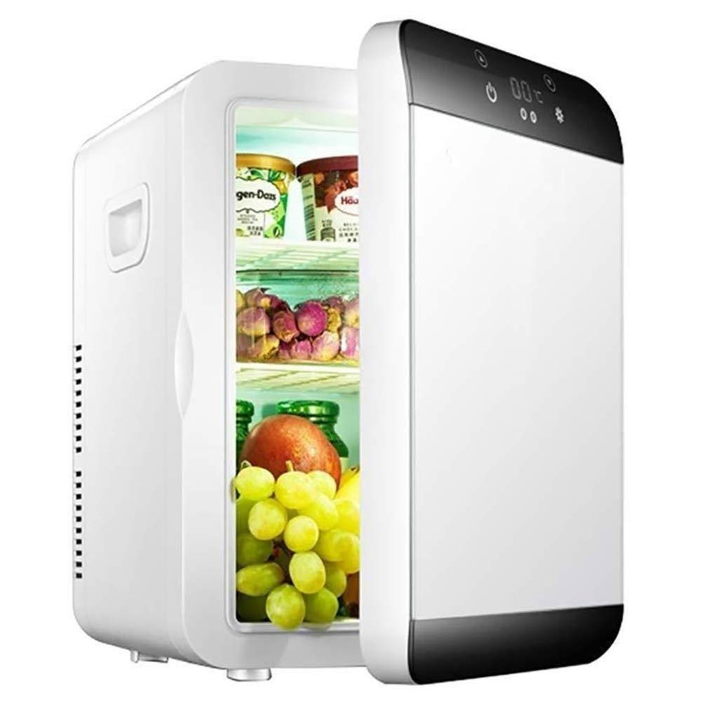 SHKY 20L Nevera portátil Refrigerador Doble Voltaje para automóvil ...