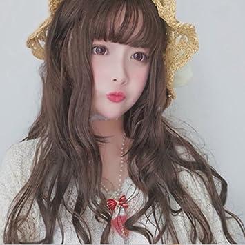 Amazon Seamless Fashion Air Miss Liu Haichang Japanese Hair