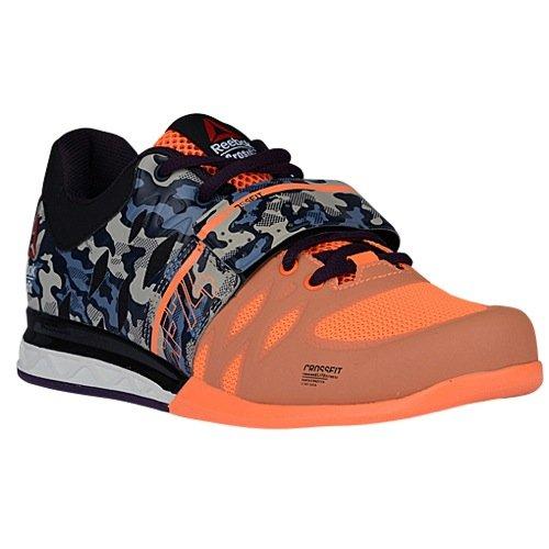 Womens Reebok CrossFit Lifter 2.0, Electric Peach, 8.5 B