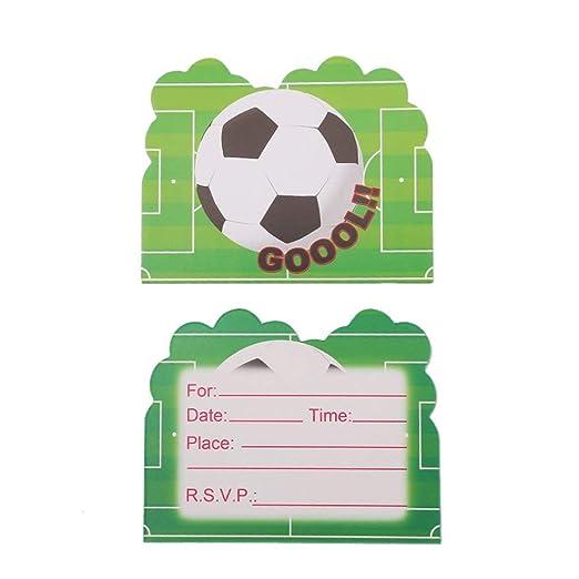 SEN Patrón de fútbol para niños Festival de cumpleaños ...