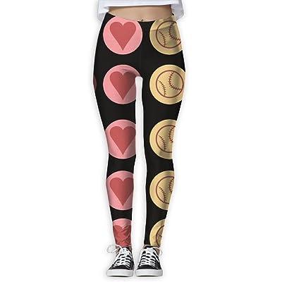 Houde Ankang Softball Victory Women's Yoga Trousers Sweatpants