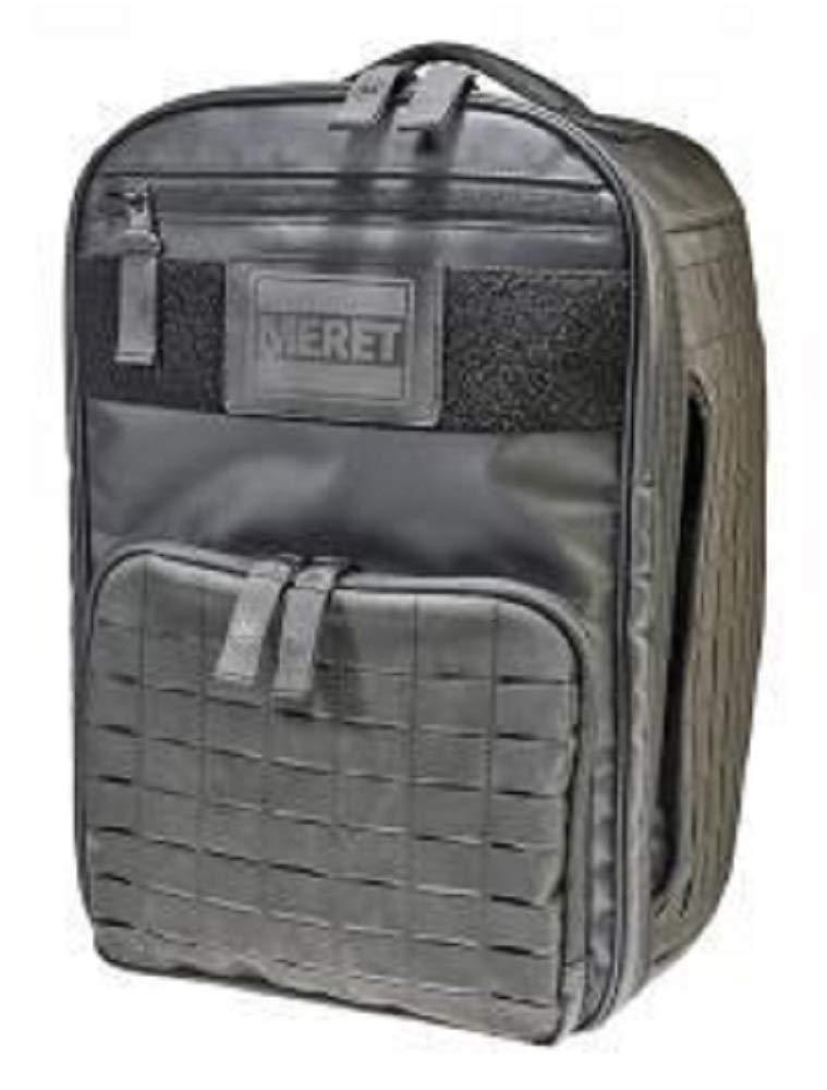 Meret Black V.E.R.S.A. Pro Versatile Emergency Response Assist Backpack