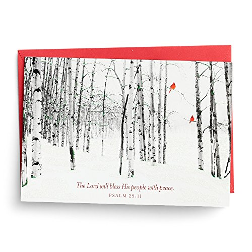 Christmas Boxed Cards - The Lord Will Bless His People