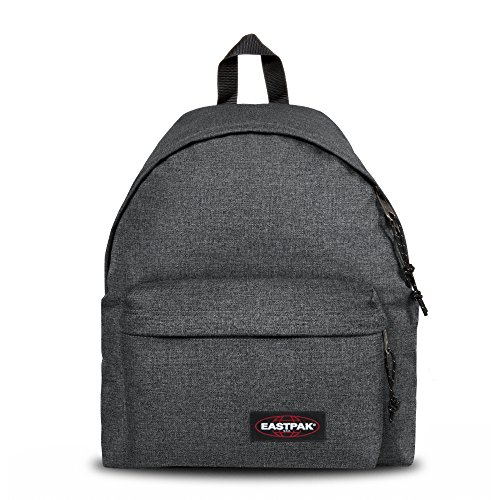 Eastpak Padded Pak'R Mochila, 24 litros, Negro (Black Denim) Negro (Black Denim)