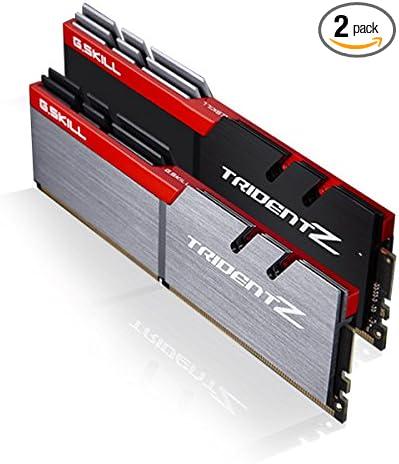 16 GB, 2 x 8 GB, DDR4, 3200 MHz G.Skill Trident Z RGB m/ódulo de Memoria