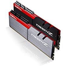 G.SKILL 32GB (2 x 16GB) TridentZ Series DDR4 PC4-25600 3200MHZ 288-Pin Desktop Memory Model F4-3200C14D-32GTZ
