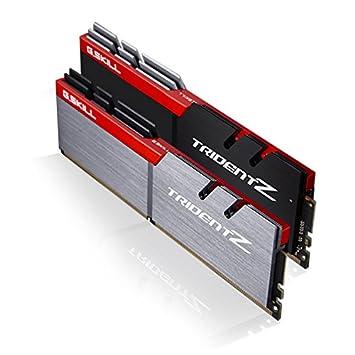 G SKILL TridentZ Series F4-3600C15D-16GTZ 16 GB (8 GB x 2
