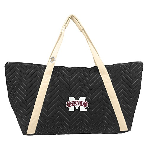 State Gym Bag Mississippi Bulldogs (NCAA Mississippi State Bulldogs Chev-Stitch Weekender)