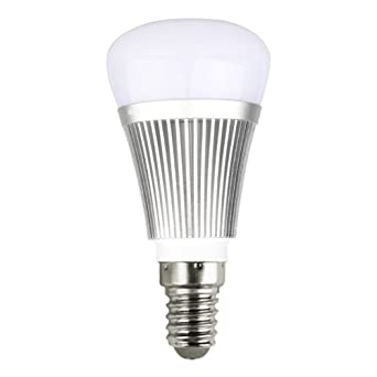 Sans Wifi Smart Ampoule Télécommande LedStarall Fil Lampe Ybf67gy