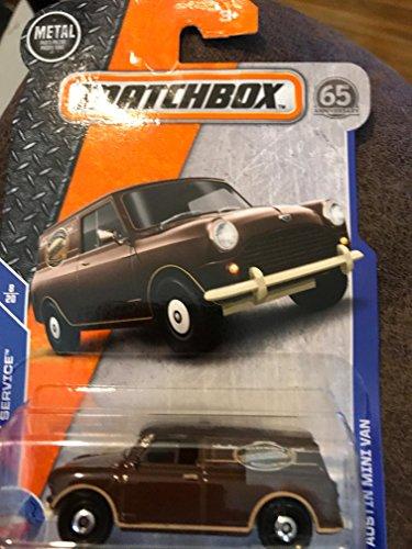 (matchbox brown austin mini van mbx service 8 of 20 2017)