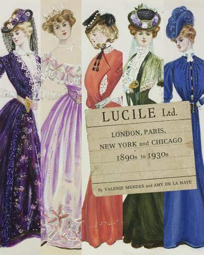 Lucile: London, Paris, New York and Chicago (Replicas By Paris)